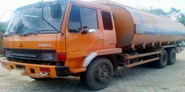 Pungli Meresahkan Supir Truck Cpo dan Material