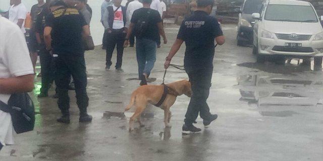 Sampai Saat ini,Petugas Belum Menemukan Adannya Narkoba di Kapal Da Wei