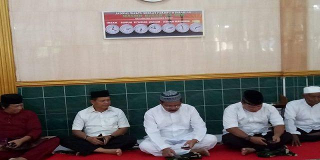 Safari Ramadhan Gubernur Kepri ke Pulau Sedanau