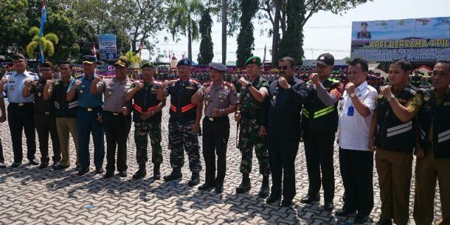 Kapolda: TNI, Polri dan Pemerintah Harus Birsinergi Untuk Mewujudkan Pembangunan Karimun