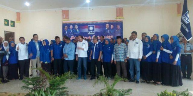 Pengurus DPD PAN Kabupaten Karimun Resmi Dilantik