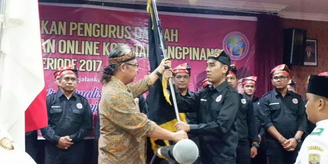 IWO Tanjung Pinang Resmi Di Lantik