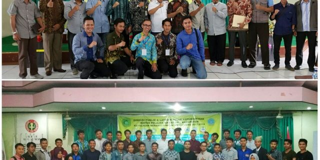 IPMK2M-Pekanbaru gelar Latihan Dasar Kepemimpinan (LDK) DiPekanbaru.