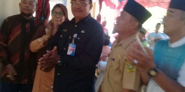 HM Asyura Resmikan Surau Nurul Iman Rengkum