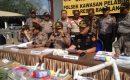 Barang Seludupan Tujuan Moro Diamankan Petugas KKP Polresta Barelang