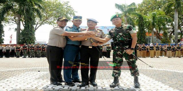 Kapolda Kepri Apresiasi Sinergitas TNI-POLRI di Karimun