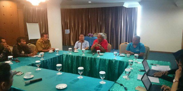 Tim Terpadu Menhut Diskusi Soal KEK Pulau Asam Dengan Sejumlah LSM