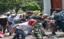 Unjuk Rasa Berujung Anarkis di Mako Lantamal IV Tanjungpinang