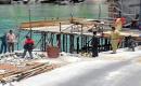Buruh Bangunan Anambas Hijrah ke Natuna
