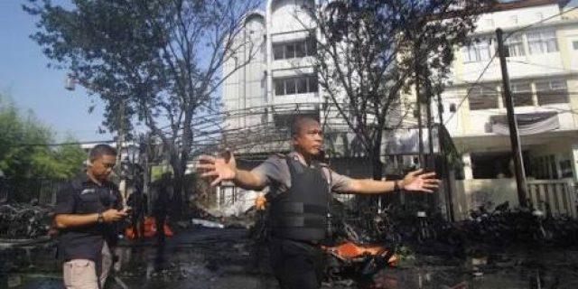 Polda Kepri Siaga1,Pasca Bom Surabaya