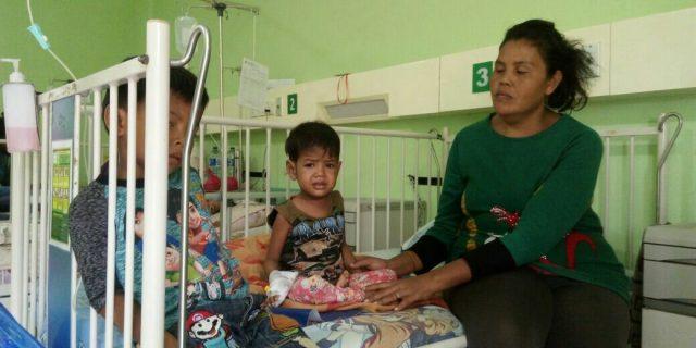Rudiansyah Akhirnya Mendapat Perawatan di RSUD Muhammad Sani
