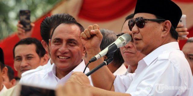 Akhir Maret, Prabowo Bakal Deklarasikan Diri Sebagai Capres