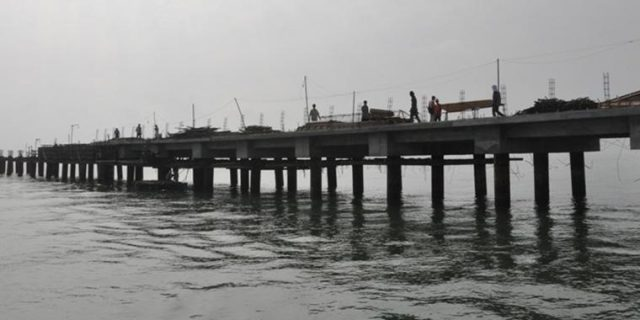 Pembangunan Pelabuhan Malarko Mangkrak, Sedot Dana APBN 200 M