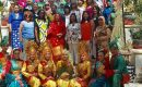 Komunitas Tari Angsana Karimun Tampil Memukau Di Mesir
